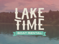 Lake Time Logo