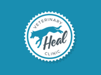 Heal Veterinary Clinic - Dog Brand