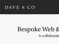 Dave & Co