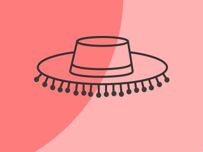 Spanish language education design ui icon