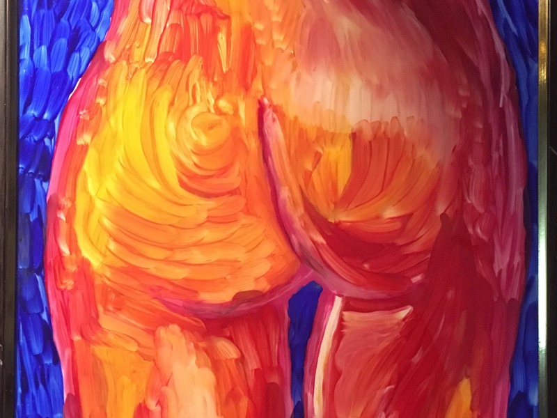 Ass love woman art nude ass