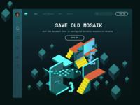Movement for saving old mosaics