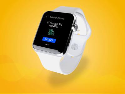 Apple watch prototype