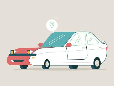 1991 Toyota Celica SX classic design toyota celica car illustrator art vetorial vector illustration