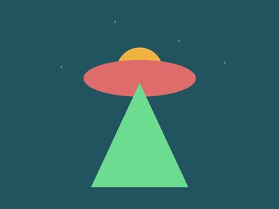 Minimalist UFO
