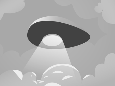 Unknown Flying Object light alienware alien ufos et flat universe spacial ship starship unknown ufo