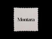 Montara Logotype