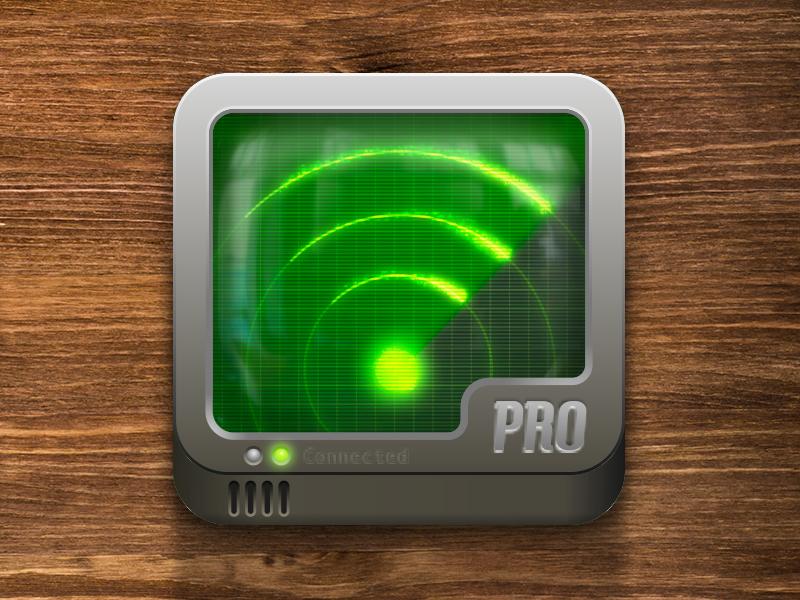 Radar Icon By Paul Garber Dribbble Dribbble