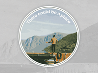There's a place  - Roo Panes roo panes music ilustrator vector illustration photoshop desenhar dribbble