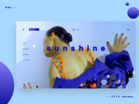 web design_blue