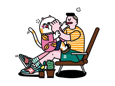 A Illustration practice illustration