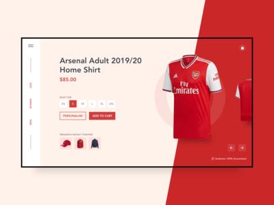 Arsenal Direct Shop
