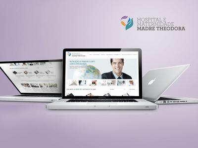 HMMT Hospital hospital website lepa campinas brazil design leandro