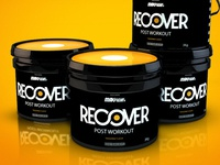 Desing packaging - RECOVER
