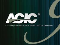 Branding ACIC acic campinas brasil branding lepa leandro marca desing