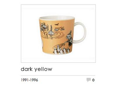Moomin Mugs Catalogue by Tomm Warham on Dribbble