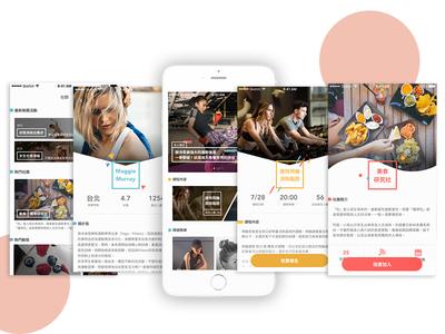 Fitness app - 01