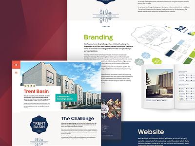 Case Study Details website web design landing page portfolio case branding design ui ux landing case study