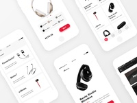 Electric business app