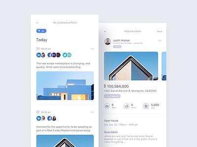 Estate app redesign-01 redesign app estate