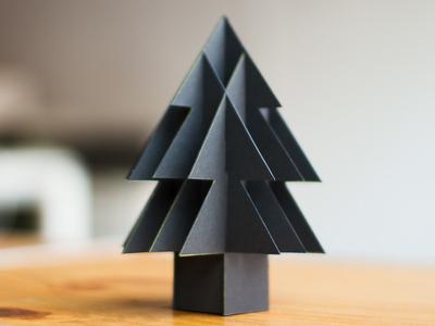 christmas tree diy christmas cardboard
