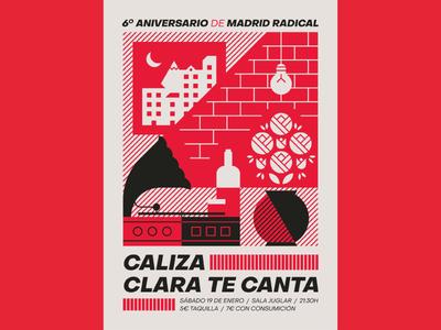 6 Aniversario Madrid Radical