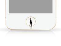 iPhone 5S James Bond Edition