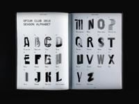 Opium alfabet