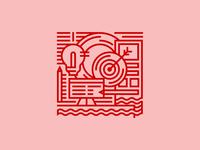 Klaipeda Illustrations — Creative Industries