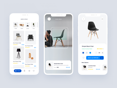 Daily UI - Product Tour minimal product tour mobile vector daily ui dailyui icon app design ux ui