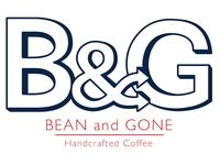 Bean & Gone logo concept (hopefully the last)