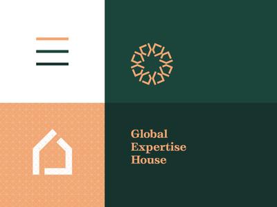 Global Expertise House logo