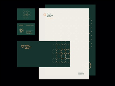 Global Expertise House stationery
