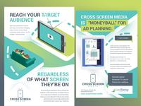 Tv Marketing Analytics Software Flyer