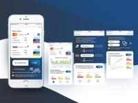 Cashback App Screens (Prototype)