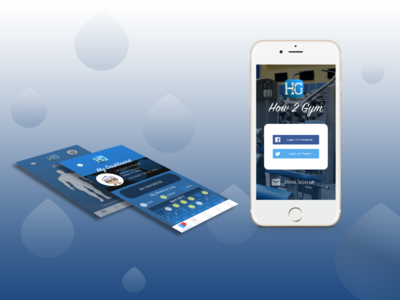 How2Gym Mobile Application