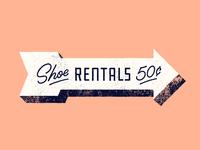 Shoe Rentals