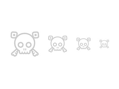 Skull icon keys skull keybase