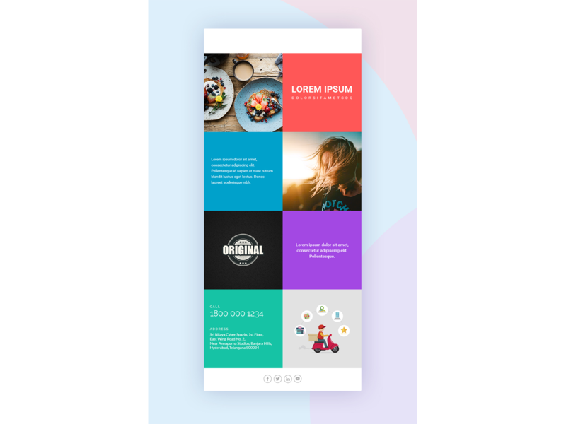 Emailer aticles typography art typography badges social media images new ui illustrations social media icons buttons material icons logo cards ui material design ios app android app web template web design ui  ux design ui trending ui