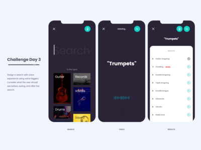 Music Creation App - Search