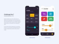 Music Creation App - Design Systems