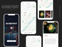 Globetrot - nearby app