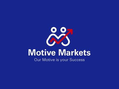 Motive Markets_Logo Design