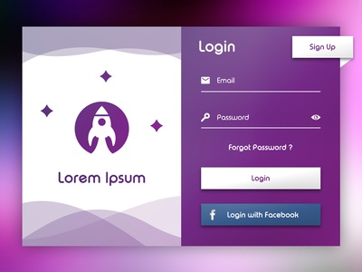 Login for the Users