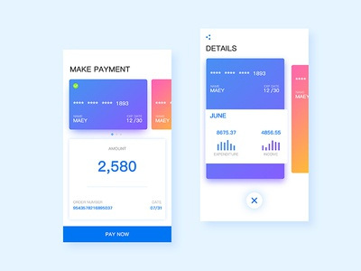 Financial APP pay card app financial