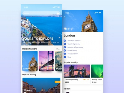 Travel APP travel tour social search popular navigation journey group dialogue concept comment tourism
