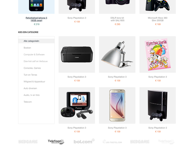 Insale - Homepage design webdesign flat ux icon design ui web