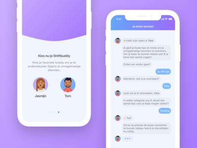 Shiftbuddy App