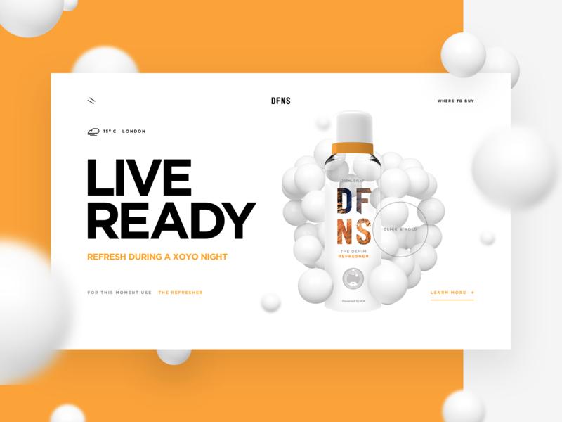 DFNS fashion dfns sneakers shoes webdesign web website platform interface ui design