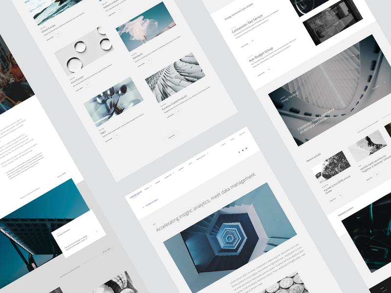 Viqtor Davis data ux branding minimal web webdesign platform website ui design interface